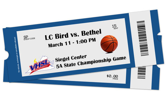Basketball-Tickets