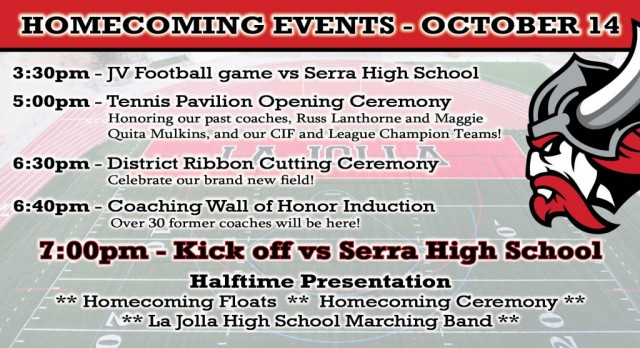 October 14, 2016 Homecoming