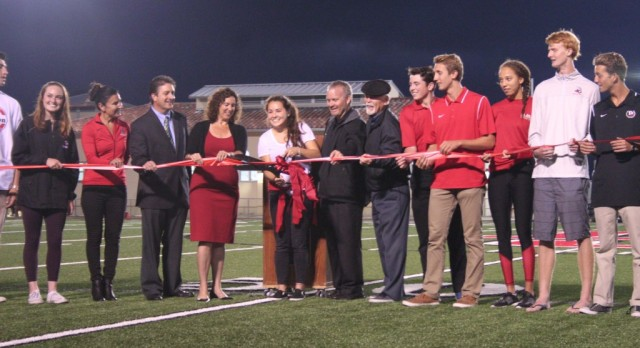 Viking Sports Complex Opening