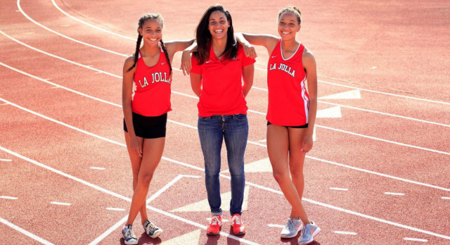 Track Sisters