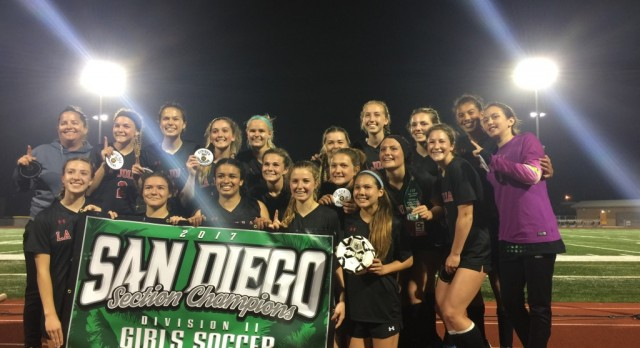 CIF Soccer Champions
