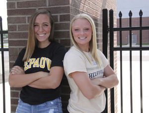 Shelbyville Record Setters Share Player of the Year Honors