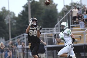 Shelbyville Produces Frustrating 30-14 Victory Over New Castle