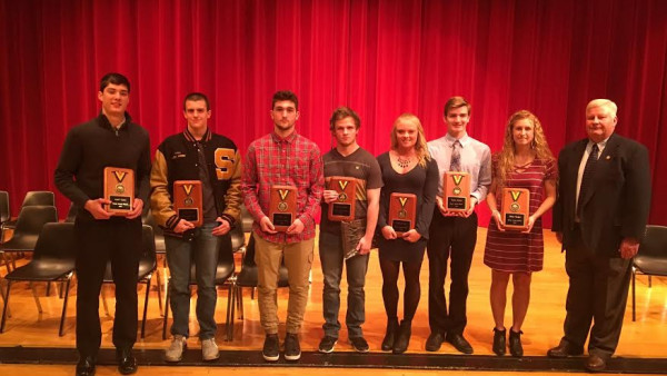 Winter 2017 Rotary Award Winners