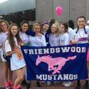 Girls Varsity Cheerleading