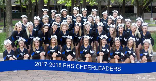 2017 All Cheerleaders