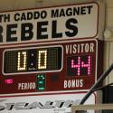Boys Varsity Basketball Pre-Game North Caddo vs Woodlawn