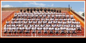 2016 Football Team Picture