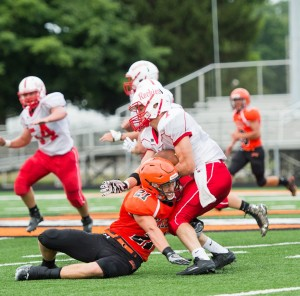 LPs #21 brings down Plymouth #7