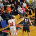 Boys Basketball Goshen at LaPorte 1/7/17