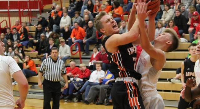 LaPorte High School Boys Varsity Basketball beat South Bend Clay High School 81-58