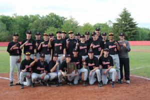 Baseball Middle School Camp Photo