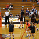 Volleyball vs. Lake Central