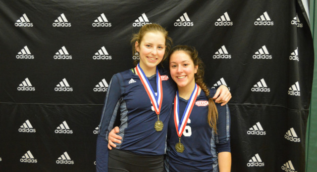 Slicer Volleyball Players on All Star Team