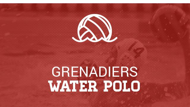 Water Polo Begins January 9th