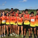 Cross Country at Astronaut Invitational