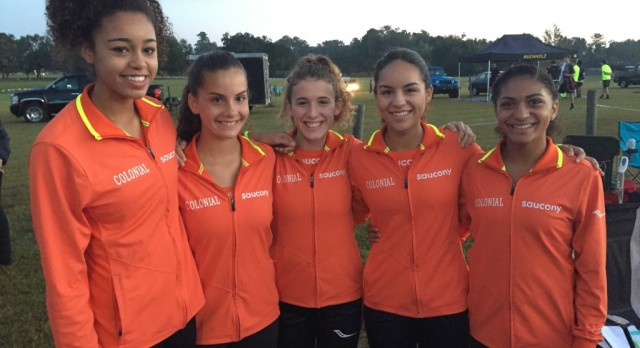 Personal Bests All Around for Cross Country
