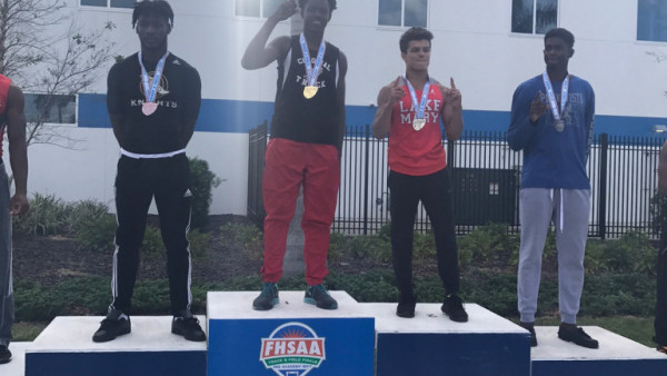 Track State Champion