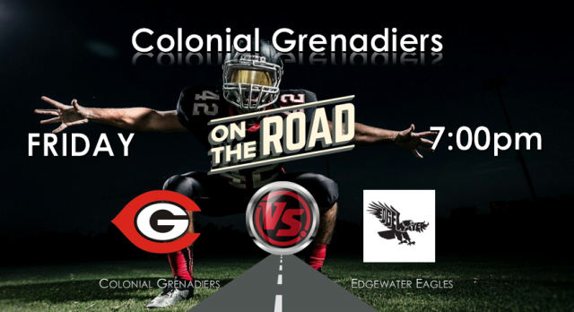 Colonial Football ON THE ROAD