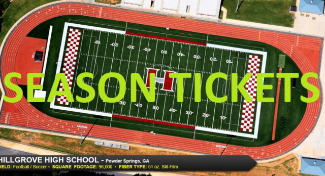 Football Season Tickets-Reserved Seating Available!