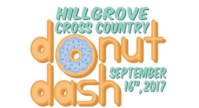 Hillgrove Cross Country Donut Dash!