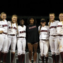 Senior Night At the Grove for the Lady Hawks