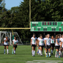 JV Field Hockey vs. Holy Cross – Win 1-0