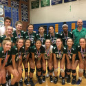WJ Girls Varsity Volleyball