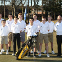 2017 Boys JV Golf