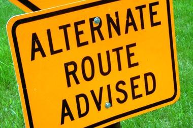 alternate-route