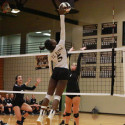 10.19.17 Volleyball vs. Gaffney 1st Round Playoffs