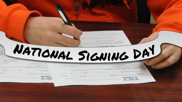 Early Signing Day Ceremony – 11/15/17