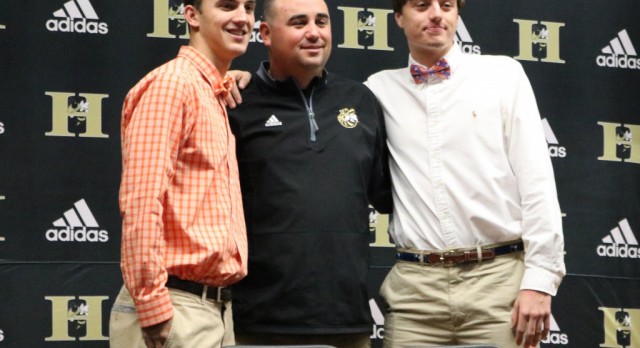 Parker & Lindley Sign LOI with Clemson Baseball