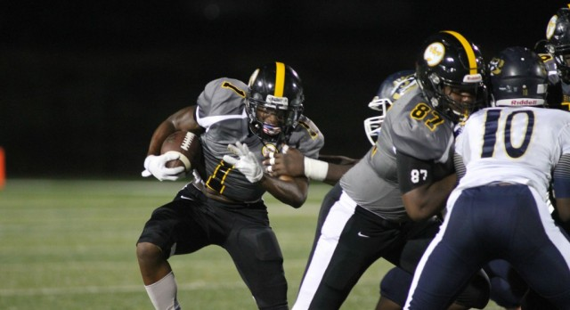 Irmo Falls into Early Hole Unable to Come Back loses 20-12