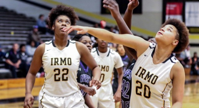 Lady Yellow Jackets fall to Goose Creek 51-36