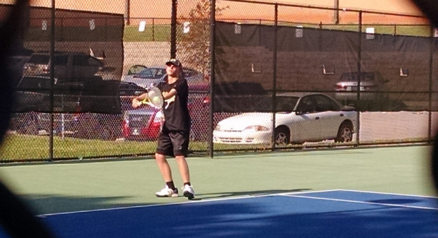Irmo High School Boys Varsity Tennis beat Dutch Fork High School 6-0
