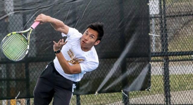 Irmo High School Boys Varsity Tennis beat River Bluff High School 4-3