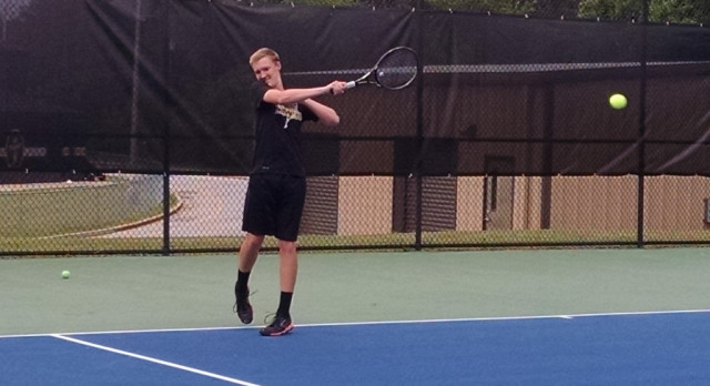Irmo High School Boys Varsity Tennis beat Ashley Ridge High School 6-0