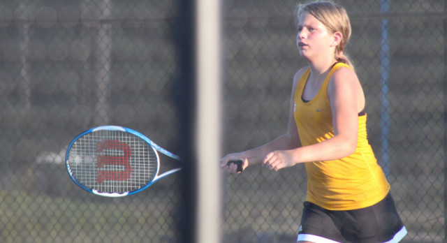 Irmo High School Girls Varsity Tennis falls to Brookland-Cayce High School 4-3