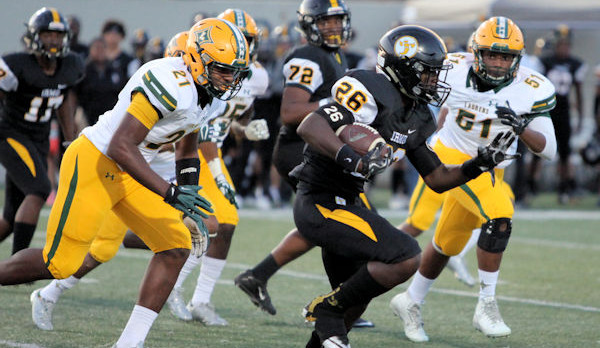 IRMO 28, Laurens 21 Improves to 4-0