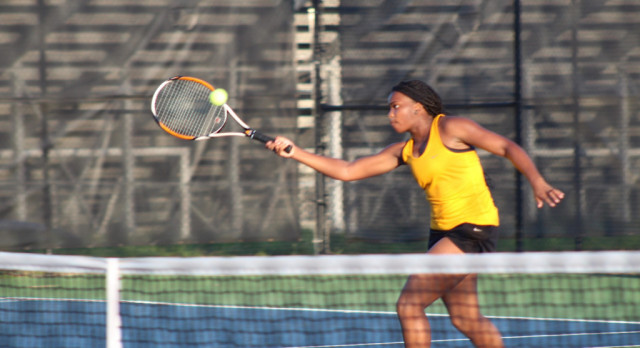 Irmo High School Girls Varsity Tennis falls to Spring Valley High School 5-1