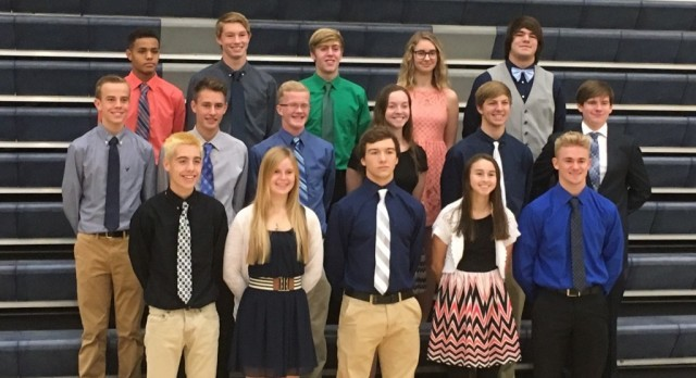 OK Black Fall All Conference Athletes