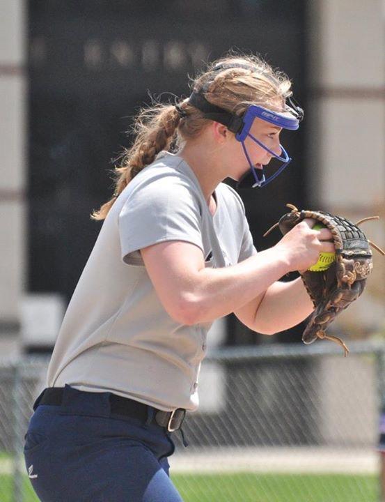 Trojans Varsity Softball Hands Holton First Loss