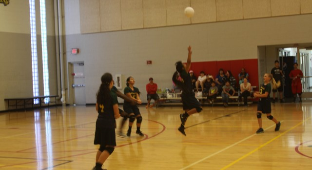 Maryvale Preparatory Academy Girls Middle School Volleyball falls to Trivium Preparatory Academy 2-0