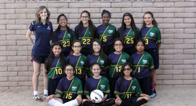 First Soccer Matches This Saturday, Dec 3