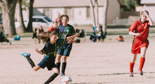 Maryvale Preparatory Academy Girls Middle School Soccer beat Arete Preparatory Academy 3-0