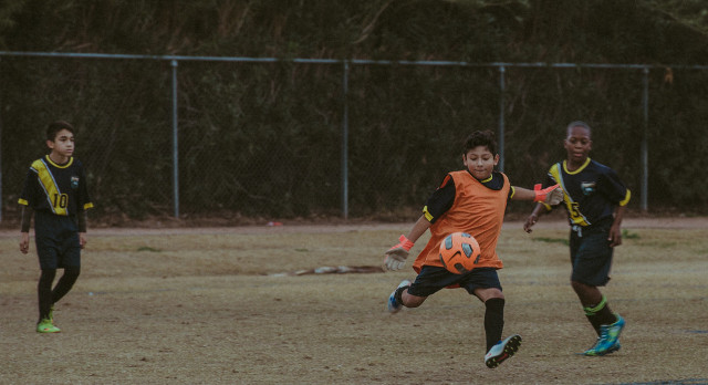 Maryvale Preparatory Academy Boys Middle School Soccer falls to Odyssey Institute 5-0