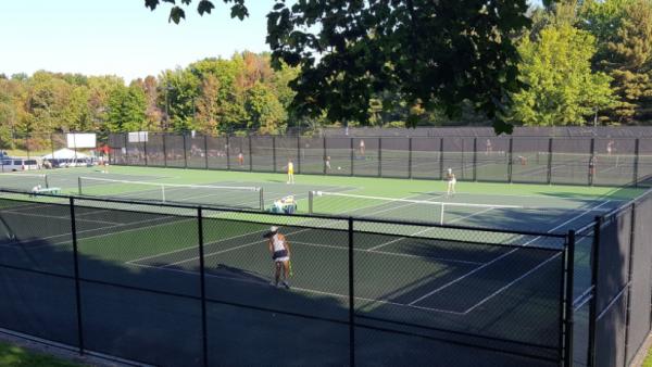 2017 NCL Girls Tennis Tournament
