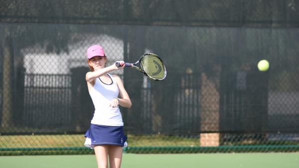 Nicolette Kelley 2017 Tennis