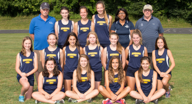 Cross Country Team Qualifies for Regional Meet